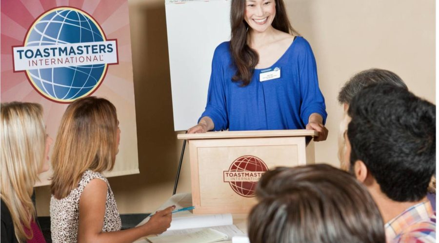 100 Reasons to join Toastmasters